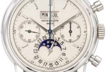 Okazii.ro: Romanii cheltuiesc in medie 46,5 euro pe ceasuri