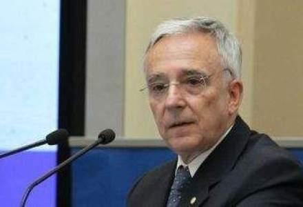 Mugur Isarescu: Bucurestiul poate intra si maine in zona euro, dar trebuie sa intre toata Romania