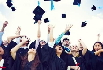 Campaniile britanice anti-romani nu ii sperie pe tineri: RECORD la admiterea in universitati