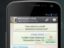 Aplicatiile de mesagerie au...