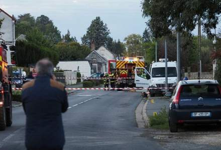 ANCHETĂ: Două avioane s-au ciocnit în Franța