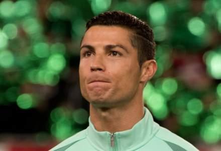 Cristiano Ronaldo, testat pozitiv la Covid-19