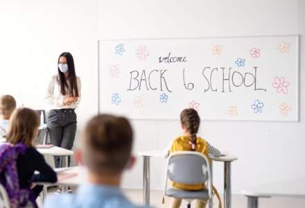 Camera Deputaţilor: Profesorii vor primi lunar un stimulent de risc de 2.000 de lei
