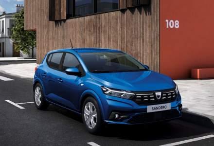 Noua Dacia Sandero nu va mai fi fabricată în România