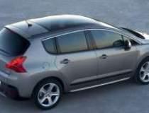 Crossover-ul Peugeot 3008...