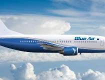 Blue Air si-a marit flota cu...