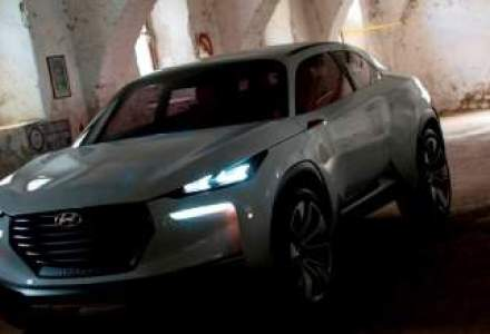 Hyundai Intrado, un concept SUV care va fi prezentat la Geneva