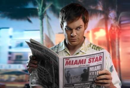 """Showtime revine cu o serie limitată """"Dexter"""" de 10 episoade"""