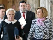 Viorica Dăncilă și Carmen Dan...