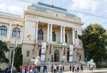 La Universitatea Alexandru Ioan Cuza din Iași doar 30% din cursuri se desfășoară față în față, după ce au fost descoperite mai multe cazuri de COVID-19