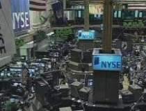 Bursele din SUA si cea...