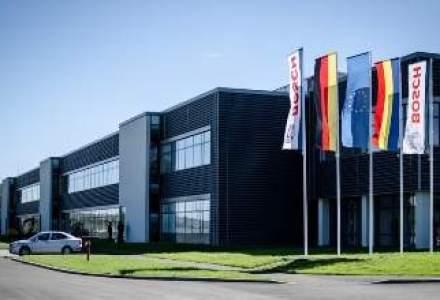 Bosch inaugureaza la inceputul lunii mai fabrica din Cluj