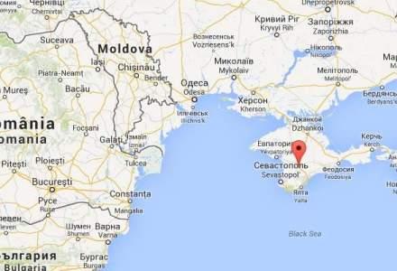 Razboi la doi pasi de Romania? Rusia a instalat trupe in Crimeea