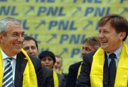 Tariceanu: Voi lansa Partidul Reformator Liberal. Il bat pe Antonescu la prezidentiale