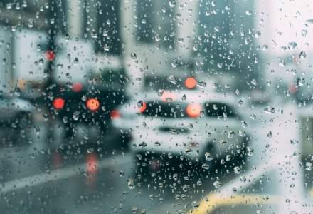 Alertă ANM de ploi și vreme rea în toată țara
