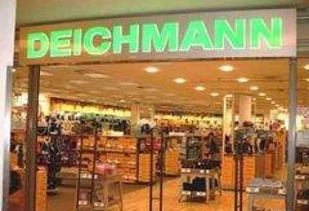 Al doilea magazin Deichmann din Capitala