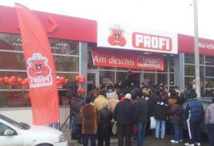 Profi deschide magazine in Botosani si Giurgiu: reteaua ajunge la 212 unitati