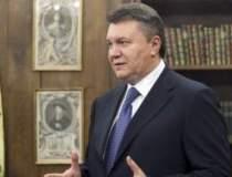 Viktor Ianukovici, uimit de...