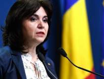 Monica Anisie, Ministrul...