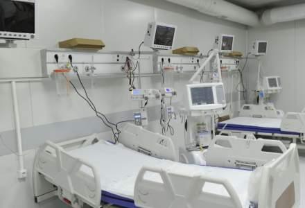 Spitalul modular de la Lețcani este încă nefuncțional