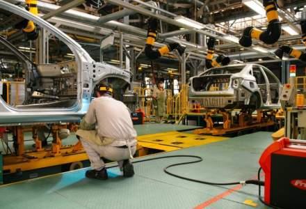 Producția de autoturisme în România în septembrie 2020
