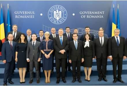 VIDEO | Aproape toți miniștrii Cabinetului Orban candidează la alegerile parlamentare