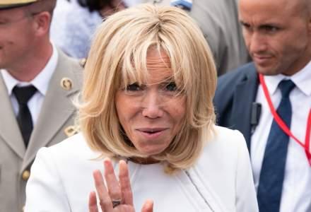 Brigitte Macron se autoizolează după contactul cu un pacient cu coronavirus