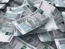 Rubla si bursa de la Moscova...