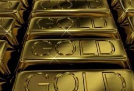 Criza din Ucraina scumpeste aurul cu 2%