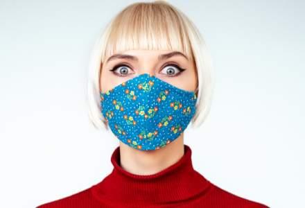 ATENȚIE! Măștile fashion nu protejează 100% împotriva COVID-19