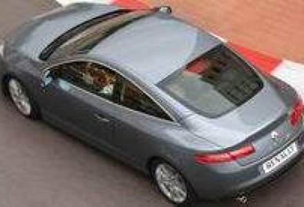 Renault a lansat Laguna Coupe in Romania