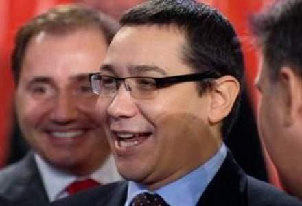 Guvernul Ponta III a primit votul Parlamentului fara emotii