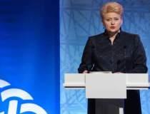 """Presedintele Lituaniei: """"Dupa..."""