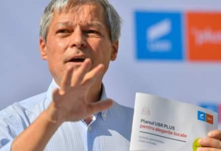USR-PLUS îl propune pe Dacian Cioloș premier după alegeri: Este mai bun decât Orban