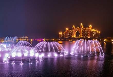 Cea mai mare fântână din lume a fost construită în Dubai