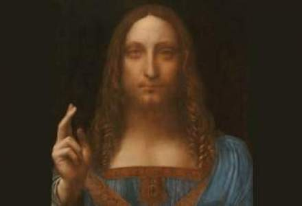 Un tablou de Leonardo da Vinci, cumparat cu 45 lire, a fost vandut cu 75 mil. dolari