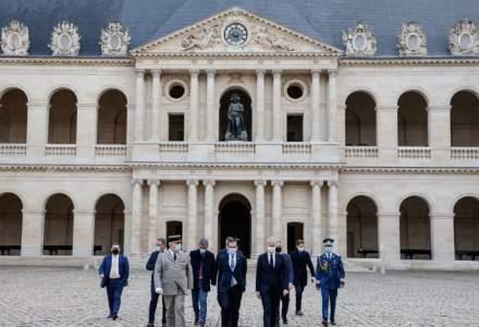 Ludovic Orban: Am fortificat parteneriatul strategic cu Franța