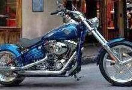 Harley-Davidson vrea sa vanda romanilor o motocicleta pe saptamana