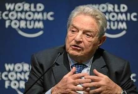 George Soros: Bancile sunt niste paraziti care trag in jos revenirea economica
