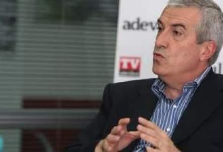 UPDATE: Calin Popescu Tariceanu a castigat detasat sefia Senatului