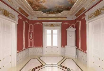 Casa unui bancher de la 1900, restaurata cu peste 1,5 mil. euro