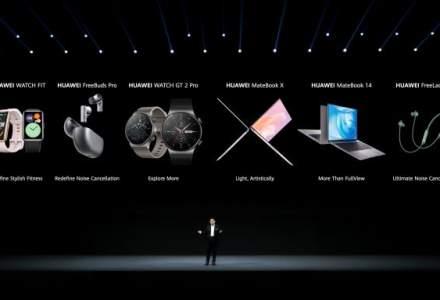 Noi dispozitive Huawei lansate pe piața din România care facilitează interconectivitatea