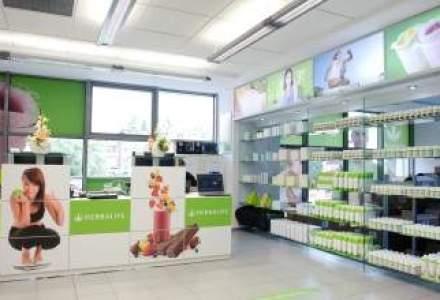 Afacerile Herbalife au crescut anul trecut cu 10%