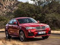 BMW X4 disponibil in Romania....