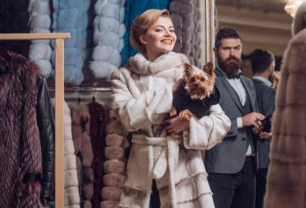 Un retailer din România nu mai comercializează produse din blană naturală de animale, în semn de solidaritate pentru acestea
