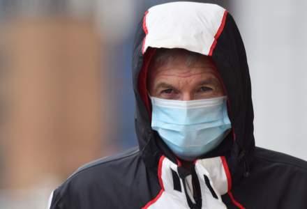 STUDIU | Situație dramatică în Marea Britanie: circa 100.000 de infectări noi pe zi