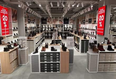 Brandul de încălțăminte CCC a deschis un nou magazin în Brașov