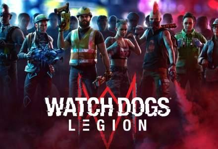 Watch Dogs: Legion, joc dezvoltat și la București, lansat oficial astăzi