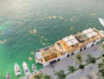 FOTO | Hotel într-o navă...