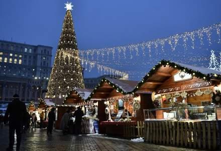 Crăciun în pandemie: Ce decorațiuni o să mai fie anul acesta în București